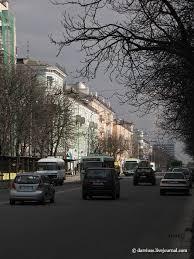 Гомель ч Проспект Ленина darriuss Проспект довольно короткий На фотографии он весь в перспективе у правого края снимка сереет высотка Белтелекома она уже на площади Ленина