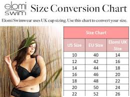 Elomi Bra Size Chart Elomi Energise Underwire Sport Bra With J Hook Zappos Com