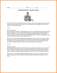 017 Persuasive Research Paper Topics For High School
