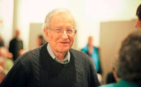 in a real democracy th would be a day of mass celebration  noam chomsky ""