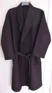 VINTAGE ST MICHAEL M&S MEN'S NAVY PAISLEY QUILTED DRESSING GOWN ... & Image is loading VINTAGE-ST-MICHAEL-M-amp-S-MEN-S- Adamdwight.com