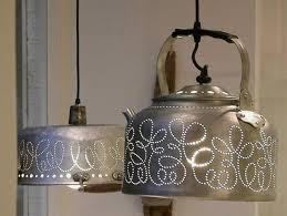 Lights Appliances Awe Inspiring Silver Reclaimed Metal Teapot