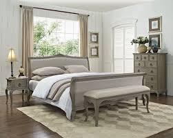 stylish french bedroom