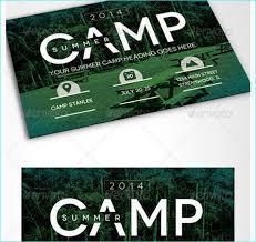 Summer Camp Flyer Template New Summer Camp Flyer Template Party Flyer Templates For Clubs
