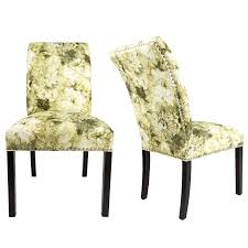 Sole Designs Chair Dayna Curve Back Style Ashfield Upholstered Fabric Dining
