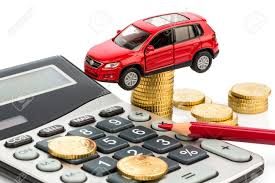 Car And Calculator Rising Costs Of Car Purchase Lease Workshop