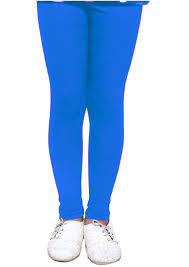 Light Blue Tights Amazon Cotton Lycra Light Blue Color Leggings For Age 10 11 Years