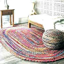rectangular braided rugs large rug area how do you clean a