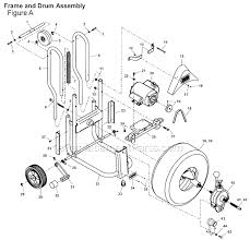 ridgid k 750 parts list and diagram ereplacementparts com Roto-Rooter Logo at Roto Rooter Switch Wiring Diagram