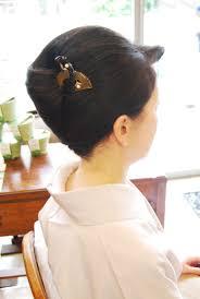 夜会巻き和装髪型着付アップスタイルbell桜新町用賀桜新町