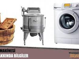 Çamaşır Makinesinin Tarihi Hakkında Bilgiler - Biliyoruz.Biz - İlgili Bilgi  Sitesi