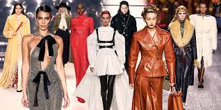 Fall 2020 Fashion Trends - Top Runway Trends for Fall