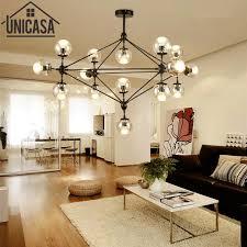 modern office ceiling. Large Pendant Light Bar Vintage Lighting Kitchen Kit Room Modern Office  Ceiling Lamp Glass Shade F