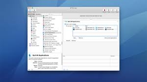 Resume Apps Quit All Open Mac OS X Apps At Once With An Automator App 67