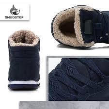 SNUGSTEP® – MEN'S THERMAL BOOTS – Berthc