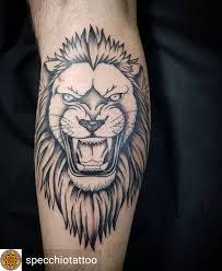 Tatuaggio Leone Significato Nelle Varie Culture Immagini Tatuaggi