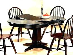 round expandable dining room tables round dining table set with leaf extension dining tables leaves interior
