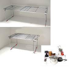 Kitchen Sink Shelf Organizer Over The Kitchen Sink Organizer Kitchen Ideas