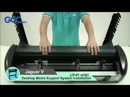 <b>GCC Jaguar V</b> Vinyl Cutter Installation and Operation Guide ...