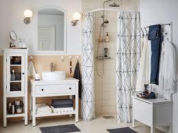 Traditionelle Badezimmer Inspiration Ikea