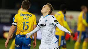 Brilliant Noa Lang gives Brugge victory over Waasland-Beveren