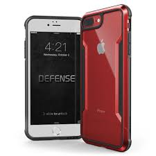iphone 8 plus case. iphone 8 plus case | defense shield clear x- iphone