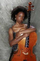 "Myrtle Hart Society: Cellist Tahira Whittington in ""Ain't I a Woman"" 