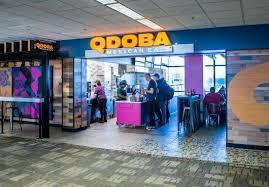 Qdoba Customer Service Qdoba Msp Airport