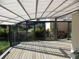 Roof Shade Design China Heavy Duty Sliding Waterproof Retractable Morden Sunhouse Winter Garden Roof