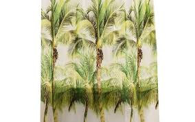 curtain palm tree bronze curved extra and shower accessory beyond sizes rings liner kohls vinyl rod