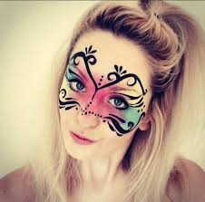 s instagram com hd paint festival mask face paint ibiza