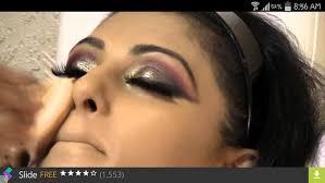 bridal makeup videos apk screenshot