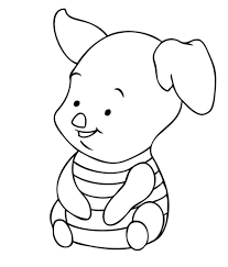 Cute Baby Disney Characters Coloring Pictures Adorable Baby Disney