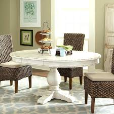 solid wood extending dining table and chairs round extendable solid wood distressed dining table extends round