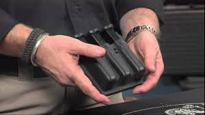 1911 Kydex Magazine Holders Brownells 100100 Slimline OpenTop Magazine Pouches YouTube 77