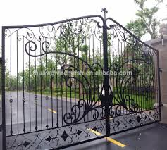 Full Size of Gate And Fence:iron Gate Metal Garden Gates Wrought Iron  Garden Fence ...