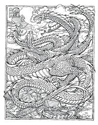 Really Cool Dragon Coloring Pages Dragons Free Staranovaljainfo