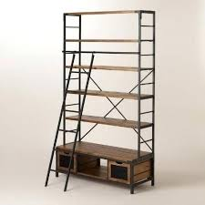 metal book shelf best metal bookcase ideas on industrial bookshelf metal bookshelves with glass doors in india