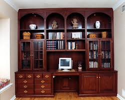 cherry custom home office desk. Cherry Wood Computer Unit Custom Home Office Desk O
