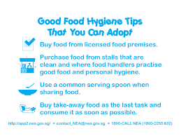 food hygiene practices guidelines good food hygiene tips that you can adopt for consumers