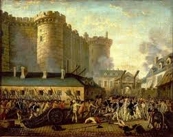 the american and french revolutions comparison and contrast  in the same year that the american republic began the french revolution started should