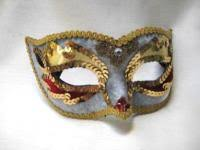 Mask Decoration Ideas Recreating a Masquerade Ball Three Different Directions 41