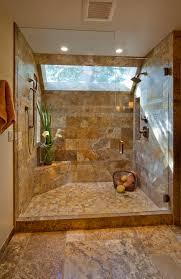 Travertine shower I really like this shower! | Home Decor ...