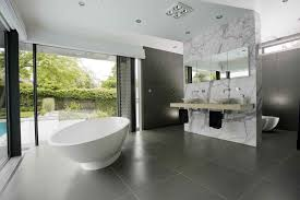 bathroom designs 2013. RELAX!!! Does This Image Say Anything Else? The Stunning Bath With Ceiling Mounted Filler Really Defines Open Plan Ensuite. Bathroom Designs 2013