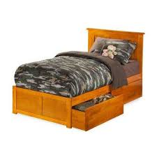 Twin XL - Bed Frame Mounted - Storage - Beds & Headboards - Bedroom ...