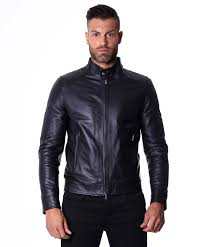 emiliany trap black quilted lamb leather biker jacket