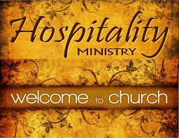 Image result for images of a church hospitality committee