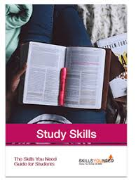 effective reading skillsyouneed the skills you need guide for students study skills