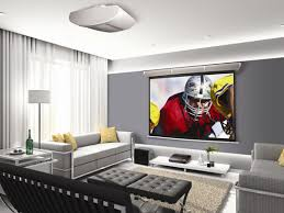 tv projector screen. if you are looking into purchasing a home theatre set-up, should consider buying projector instead of traditional flat-screen tv. projectors aren\u0027t tv screen r