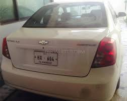 Chevrolet Optra 2007 for sale in Islamabad | PakWheels